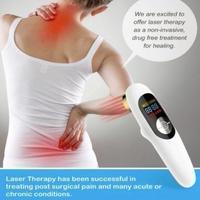 LASPOT 痛みの緩和 ヒーリングレーザー 治療装置 コールドレーザー 医療 治療マシン 痛み治療