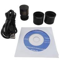 リングアダプター USBビデオ CCDカメラ 生物 ステレオ顕微鏡 画像 キャプチャ