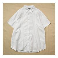 Line Design White S/S shirt