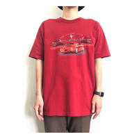 Mustang Print S/S T-shirt