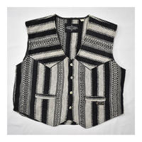 MEXICAN Rug Vest