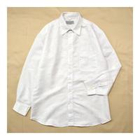White GARA Design L/S shirt