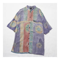 Old Design Stand collar S/S  shirt