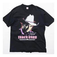 """90s printed """"TRACY BYRD"""" S/S T-shirt"""