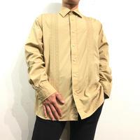 Design L/S Cotton shirt