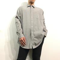 nautica glencheck L/S cotton shirt
