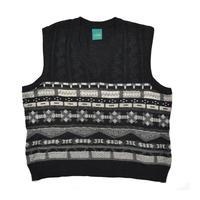 EURO Old Knit vest