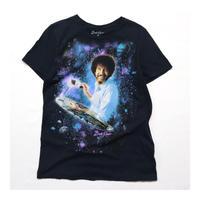 Bob Ross The Joy of Painting Galaxy S/S T-shirts