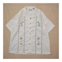 Resort Embroidery Design S/S shirt