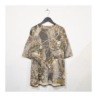 REAL TREE Camouflage S/S T-shirt