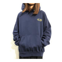 College Logo Pullover Hoodie