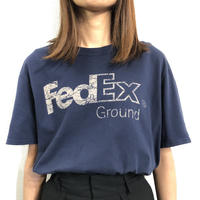 Fedex Logo print S/S T-shirt
