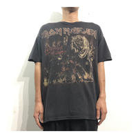 00s IRON MAIDEN S/S T-shirt
