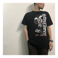 Character Print S/S  T-shirt
