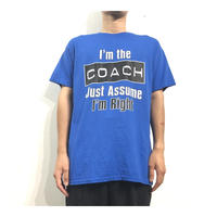 I'm the COACH Print S/S T-shirt