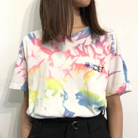 Tie Dye Design S/S  T-shirt
