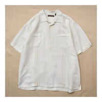 Mexican Design Embroidery S/S shirt
