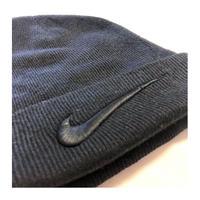 NIKE BLACK Knit Cap