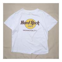 """90s Hard Rock Cafe S/S T-shirt """"WASHINGTON,D.C"""""""