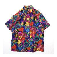 Euro Vintage Art Design S/S shirt