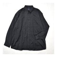 Black GARA Design L/S shirt