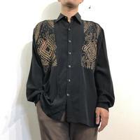 Vintage Design L/S shirt