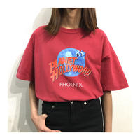 90s PLANET HOLLYWOOD(PHOENIX) S/S  T-shirt