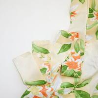 大花束模様【タックラップスカート】