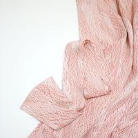 板締め絞り【ギャザーラップスカート】