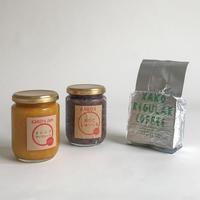 【コーヒーハウス かこ】KAKO入門3種名古屋モーニングセット