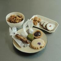 【粉灯(ことう)】焼き菓子おまかせセット(クッキー・グラノーラなど)