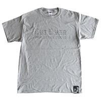 CUTOVER T-SHIRTS / GRAY