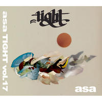 "asa ""TIGHT 17"" / Mix CD"