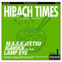 """HIBACHI TIMES Vol.1"" / CD"