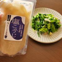 自然栽培米 塩こうじ 万能調味料
