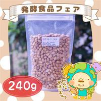 『みんなそばにおる』★発酵食品フェア★神宝塩ドライ納豆 240g