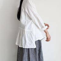 ichiAntiquités 500906  Cotton Linen Color Pullover / 2 COLORS