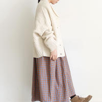 ichi 200475 Wool Knit Cardigan / 3 COLORS