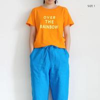"LANAI LA049 ""OVER THE RAINBOW"" T-Shirt / 3 COLORS 《 SIZE 1 》"