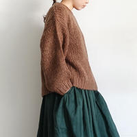 ichi 210458 Knit Pullover / 2 COLORS