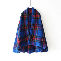 ichi 200539 Boa Check Cardigan / 2 COLORS