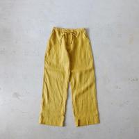 LANAI LA011 Linen Pants / 5COLORS 《 SIZE 2 》