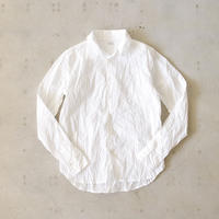 i c h i 181020 Cotton Shirts / White