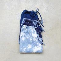 LANAI LA034 Linen Tie Dye Pants / 2 COLORS 《 SIZE 1 》