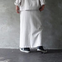 ichi 210552 Pigment Skirt / 2 COLORS
