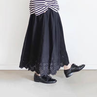 ichi 200446 Scallop Skirt / 2 COLORS