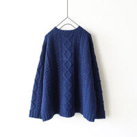 ichi 200470 Cable Knit Pullover / 2 COLORS