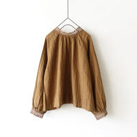 ichi 200424 Lace Pullover / 2 COLORS