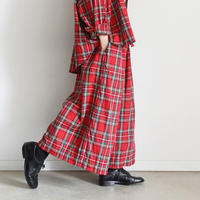 """""""LIMITED COLLECTION"""" ichi 210413 Tartan Check Pants / 2 COLORS"""