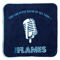 THE FLAMES ミニタオル